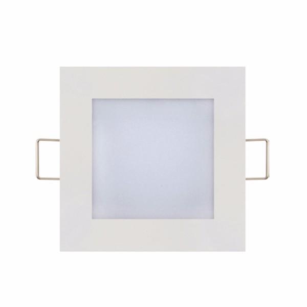 Светодиодный светильник врезной Slim/Sq-3 3W 4200К