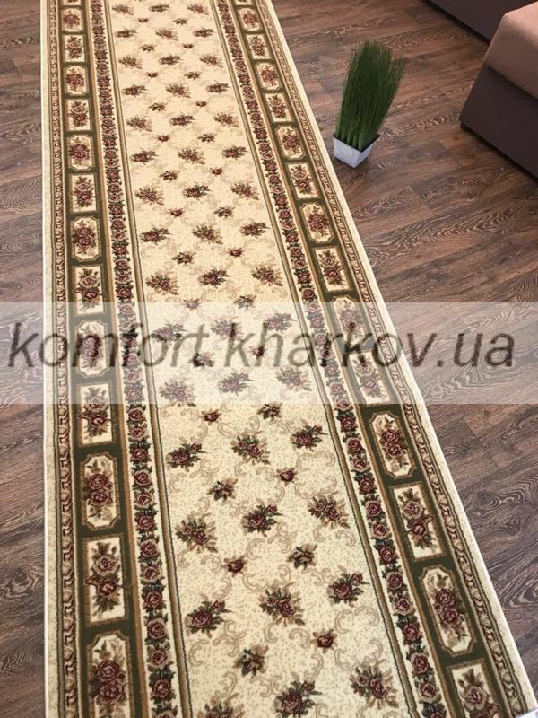 Дорожка ковровая AQUA 389 41063