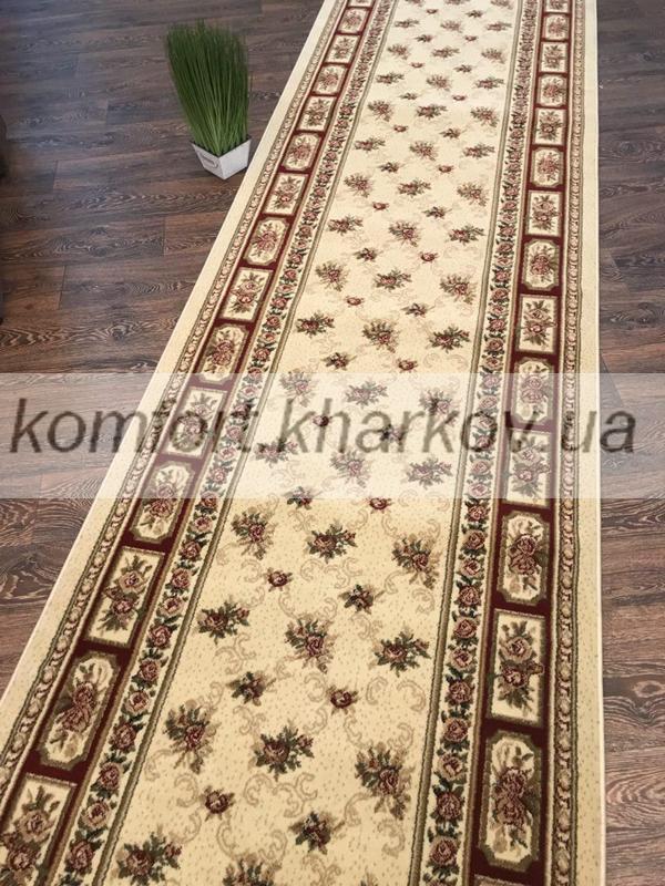 Дорожка ковровая AQUA 389 41033