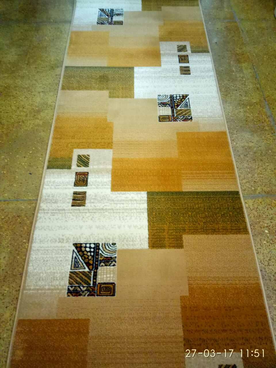 Дорожка ковровая AQUA 451 41044