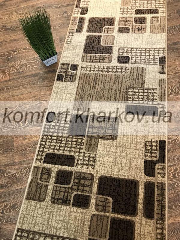 Дорожка ковровая CHOCO 1701 11