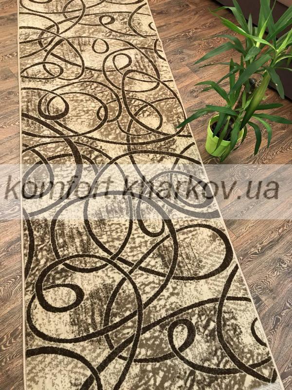 Дорожка ковровая CHOCO 1712 11