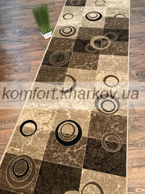 Дорожка ковровая CHOCO 1715 12