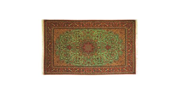Первые ковры мира
