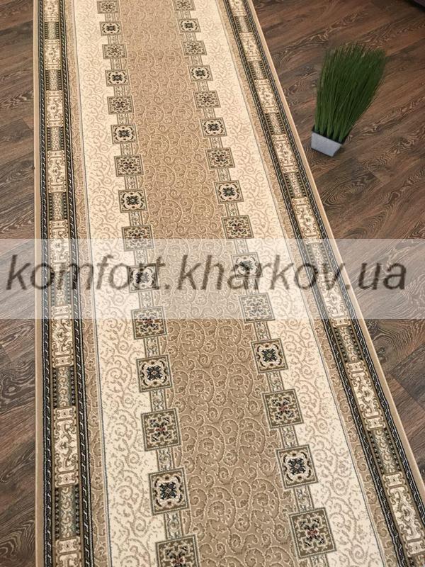 Дорожка ковровая KASHMAR 7552 684