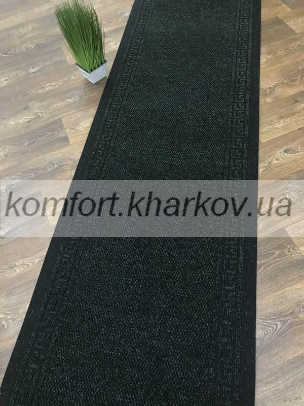 Дорожка ковровая MAYA  29 зеленый