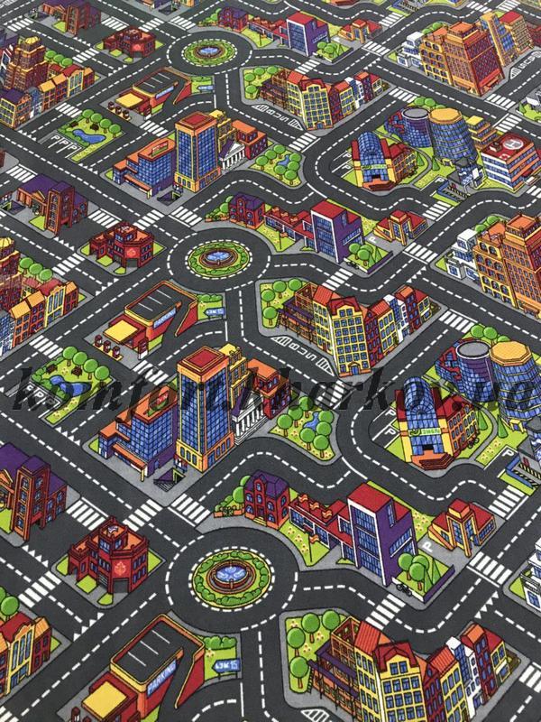 Ковровое покрытие, ковролин BIG CITY  97 (B)