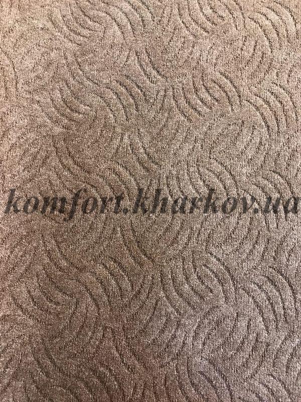 Ковровое покрытие, ковролин GORA 822 (B) коричневый
