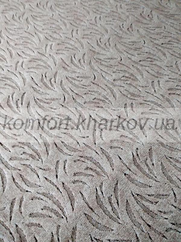 Ковровое покрытие, ковролин IVANO  820 (B) коричневый